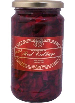 Pickled Red Cabbage £1.08 per 425gm Jar
