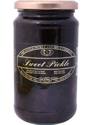 Sweet Pickle £1.45 per 450gm Jar