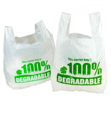 Carriers Bio Degradable11x17x21 17micron Box of 2000